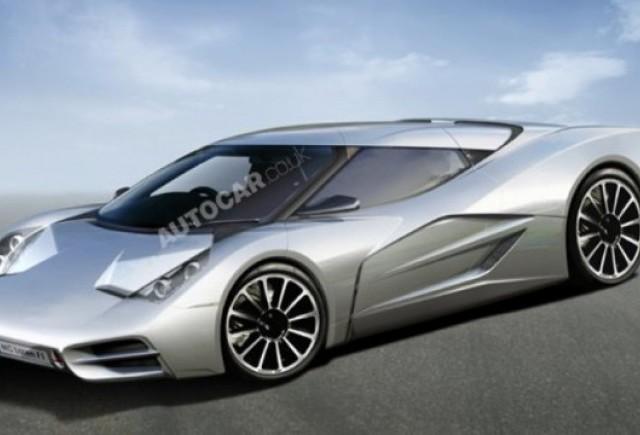 McLaren va lansa un nou hypercar in 2012