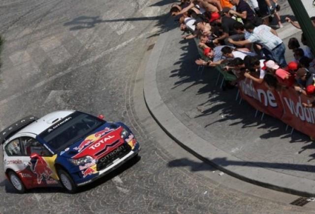 Avanpremiera Raliului Bulgariei, etapa a 7-a din WRC