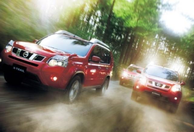 Iata noul Nissan X-Trail facelift