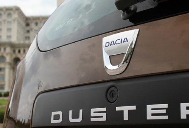 Dacia va echipa modelele doar cu motoare Euro 5
