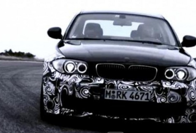 VIDEO: BMW Seria 1 M se prezinta