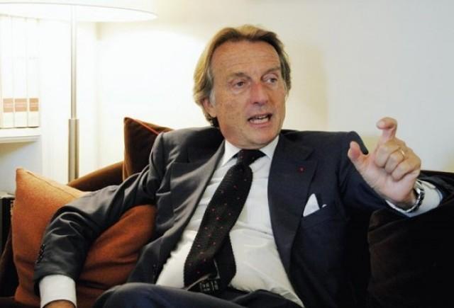 Fiat neaga plecarea lui Montezemolo de la Ferrari