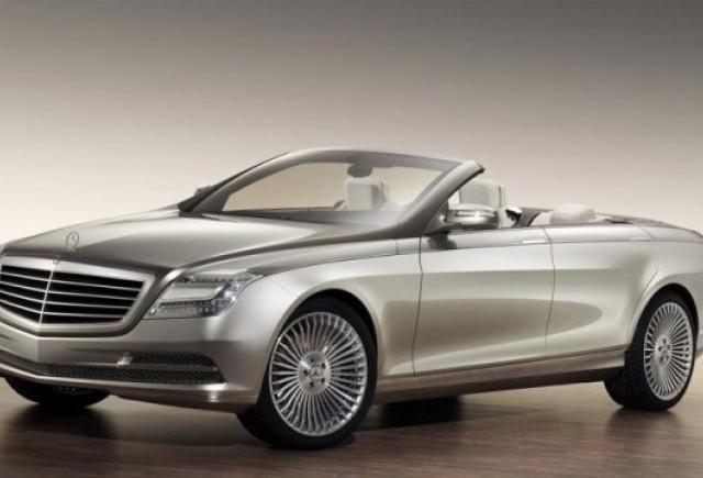 Mercedes lanseaza 20 de noi modele pana in 2014