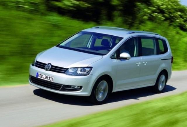 GALERIE FOTO: Noul Volkswagen Sharan prezentat in detaliu