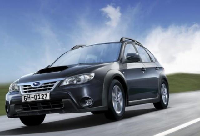 Iata noul Subaru Impreza XV!