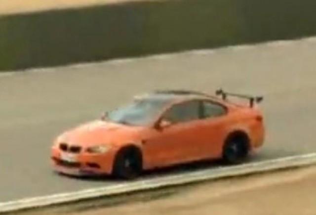 VIDEO: BMW M3 GTS, prezentat din toate unghiurile