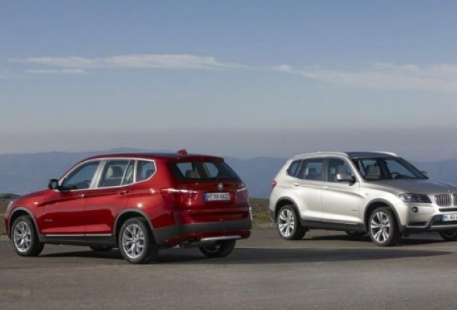 BMW a prezentat noul X3