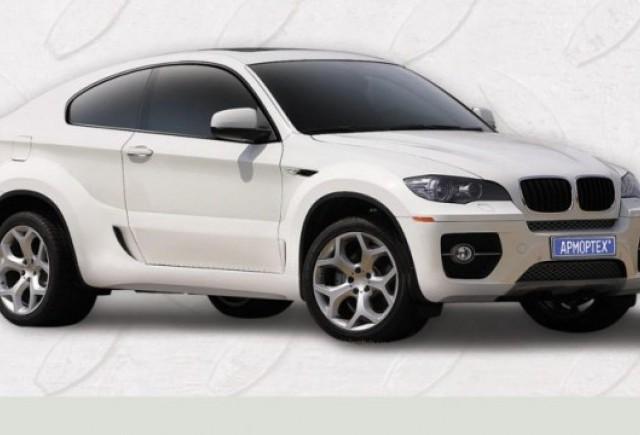 ArmorTech a realizat un BMW X6 cu doua usi