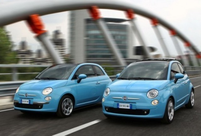 Fiat lucreaza la dezvoltarea unui model Fiat 500 hibrid