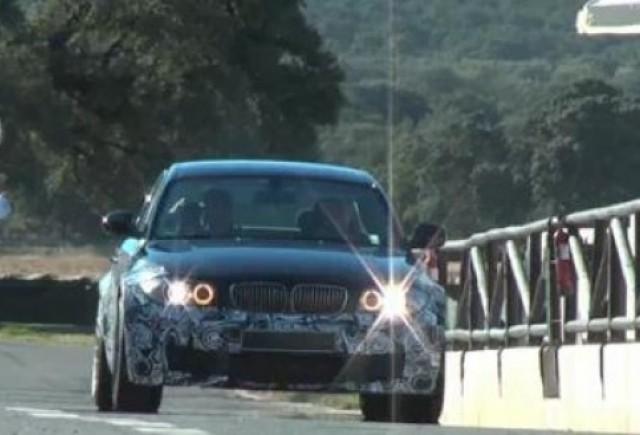 VIDEO: Primul test cu BMW Seria 1 M Coupe