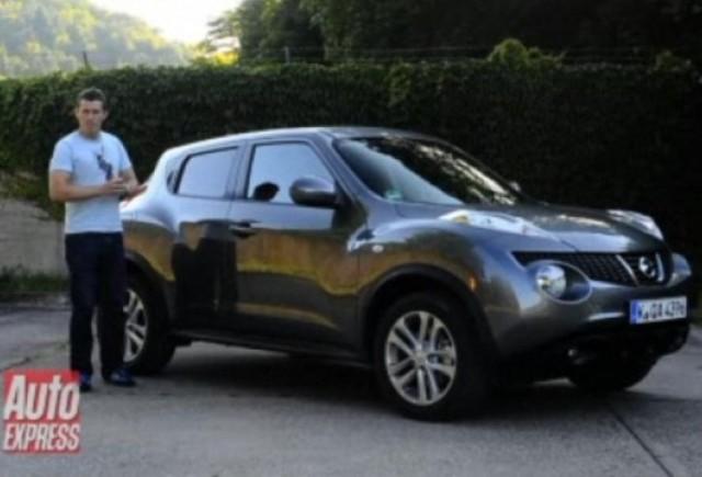 VIDEO: Autoexpress prezinta noul Nissan Juke
