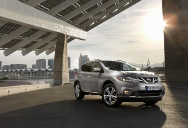 Noul Nissan Murano diesel