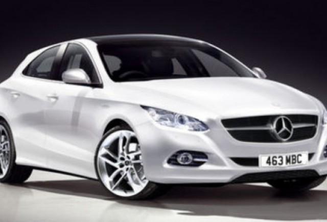 ZVON: Mercedes pregateste un rival pentru Volkswagen Golf