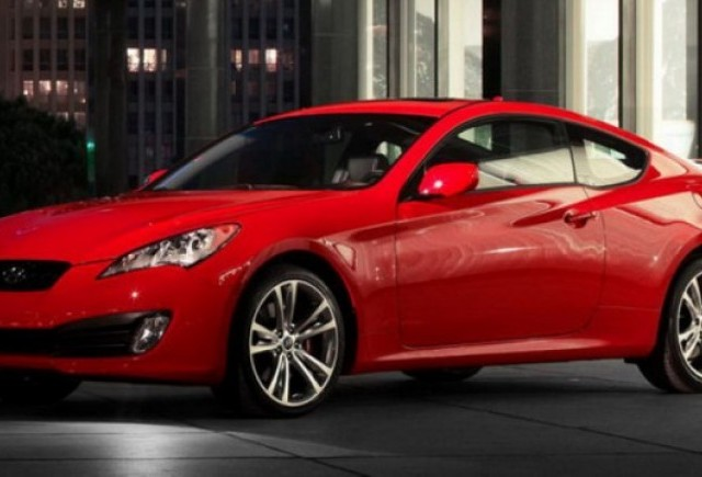 Hyundai Genesis Coupe primeste un nou propulsor