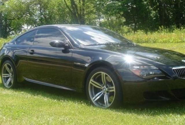 BMW a incheiat productia modelului M6