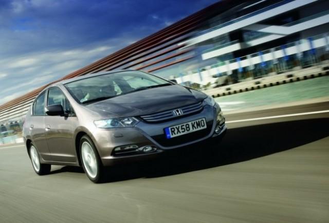 Honda Insight Hybrid primeste un facelift minor