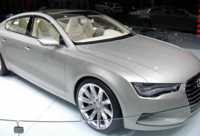 OFICIAL: Noul Audi A7 Sportback va fi prezentat  in 26 iulie la Munchen