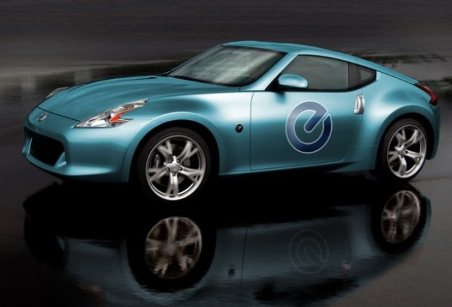 Nissan pregateste un model sport electric