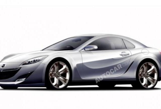 Mazda pregateste un nou model RX-9 supraalimentat