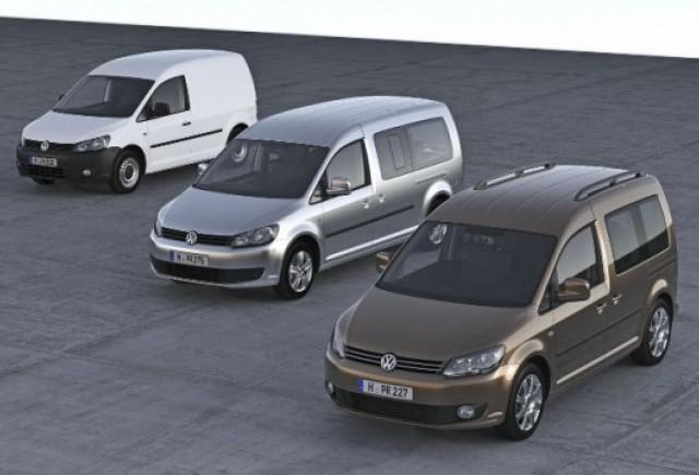 OFICIAL: Iata noul Volkswagen Caddy facelift!