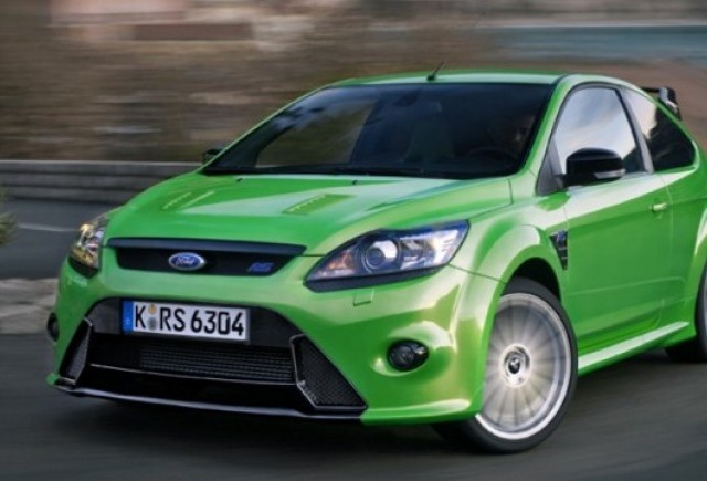 ZVON: Noul Ford Focus RS ar putea fi hibrid