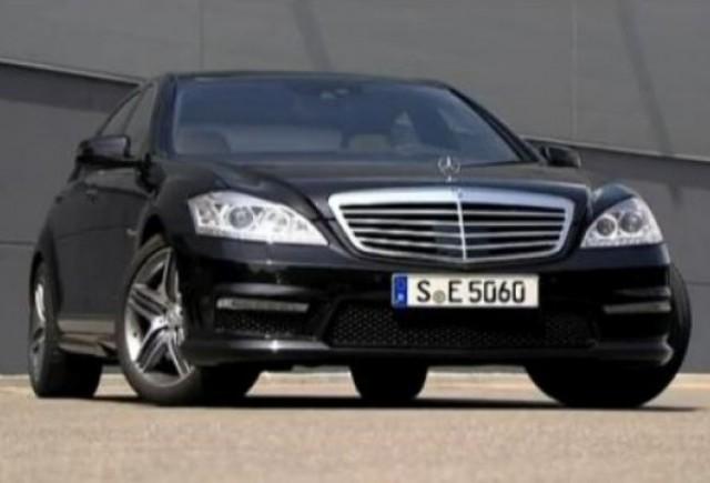 VIDEO: Noul Mercedes S63 AMG prezentat din toate unghiurile