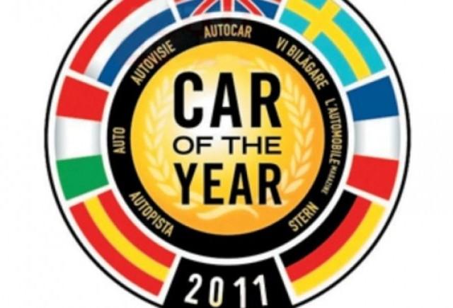 Dacia Duster candideaza la titlul de Masina Anului 2011