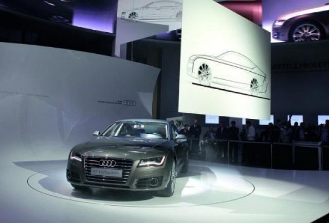 OFICIAL: Iata noul Audi A7 Sportback!