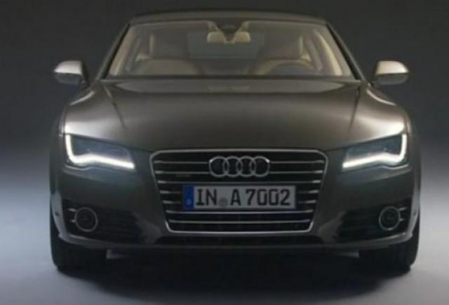 VIDEO: Noul Audi A7 Sportback prezentat in detaliu