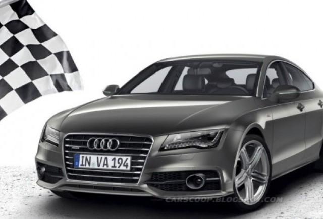 Primele detalii cu privire la noul Audi A7 Sportback S-line