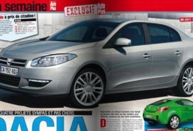 Dacia pregateste un nou Logan pentru 2012