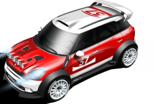 Mini va intra in WRC incepand cu 2011