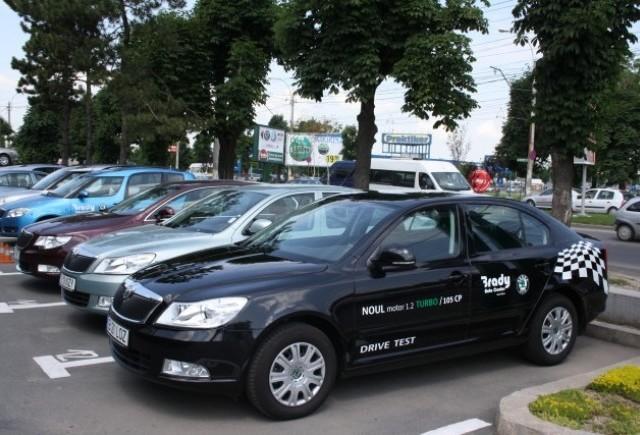 Romanii au preferat modelul Skoda Octavia in primul semestru al anului 2010