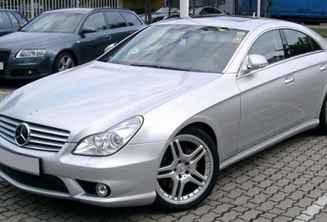 Mercedes a incetat productia modelului CLS