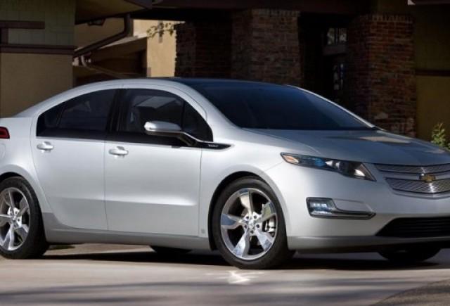 Chevrolet Volt costa 41.000 de dolari in SUA