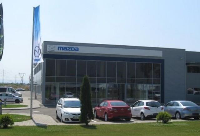 Mazda deschide un nou showroom la Baia Mare