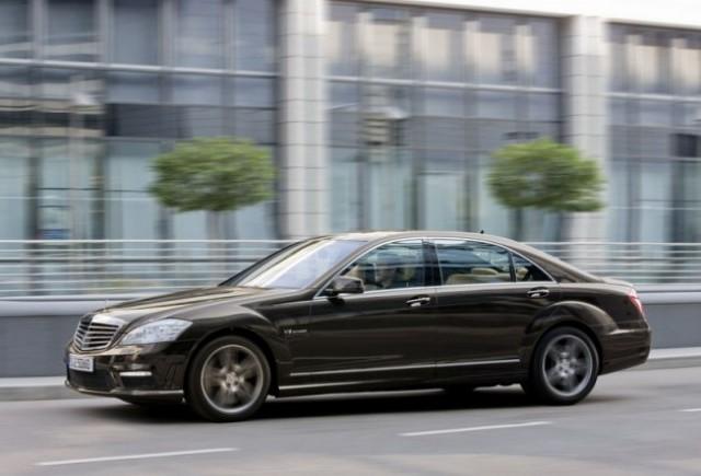 Mercedes-Benz S63 AMG devine biturbo