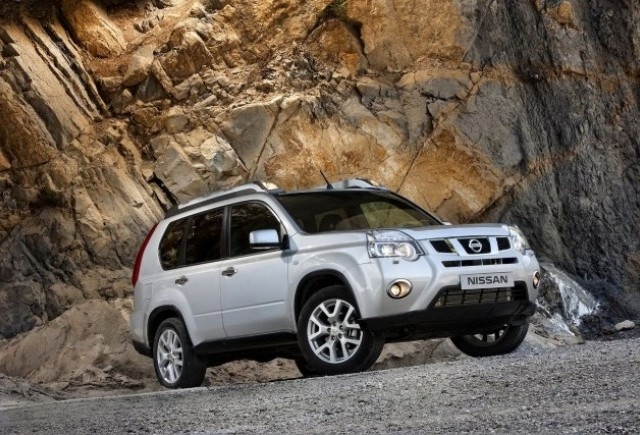 OFICIAL: Nissan X-Trail facelift