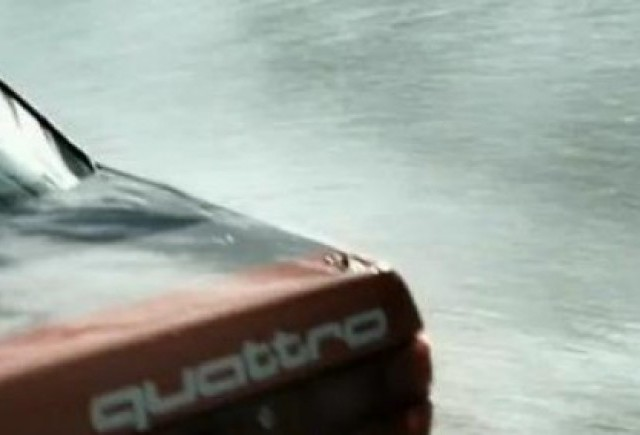 VIDEO: 30 de ani de Audi Quattro