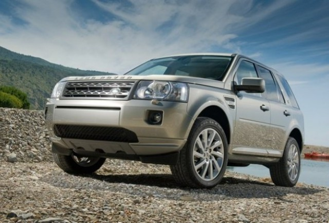 Land Rover a prezentat noul  Freelander facelift