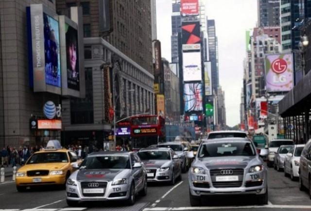 Americanii incep sa cumpere masini diesel