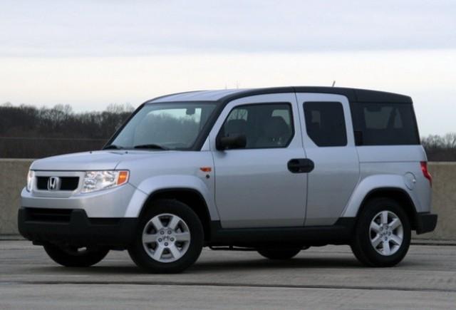 Honda face recall la modelul Element