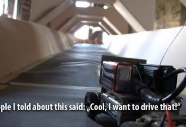 VIDEO: Wipeout, jocul video, ajunge realitate