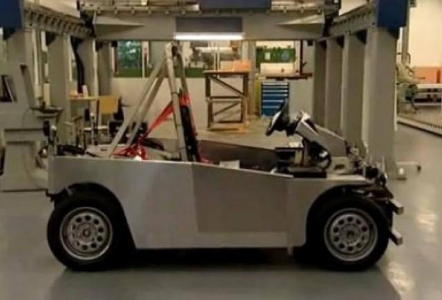 VIDEO: Gordon Murray vorbeste despre modelul urban T25
