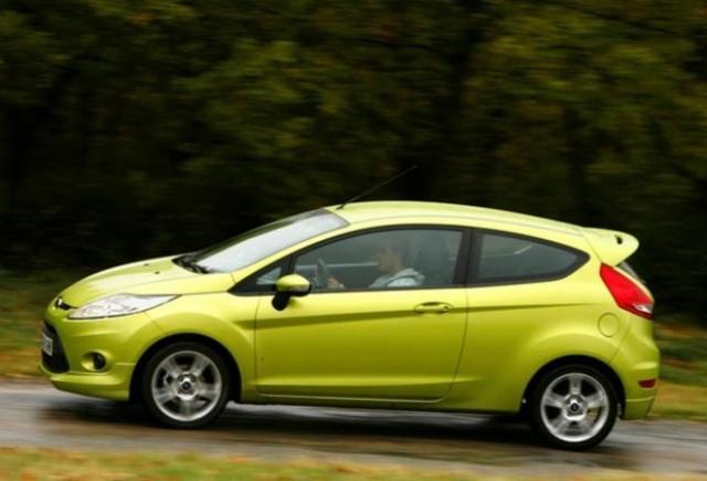 Ford pregateste noile B-Max si Fiesta facelift