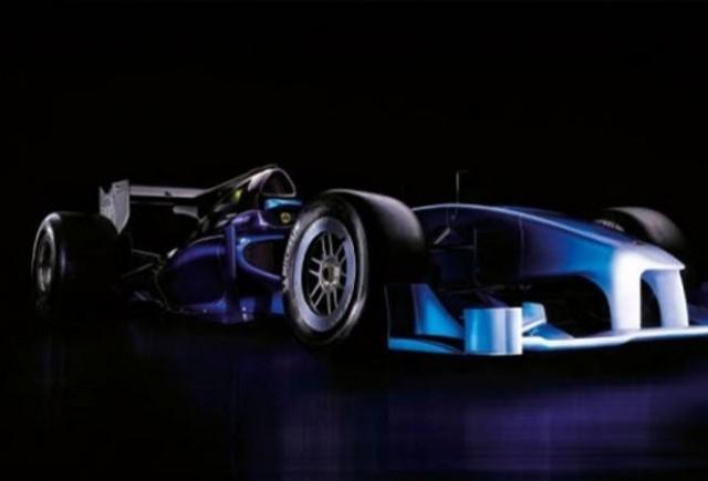 Lotus Exos T125, masina de Formula 1 pentru civili