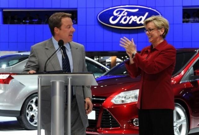 Dupa cinci ani, Bill Ford isi ia salariul