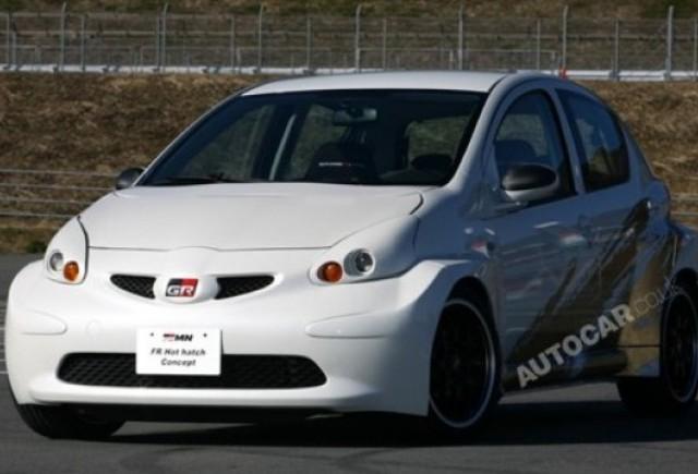 Toyota planuieste un coupe ieftin