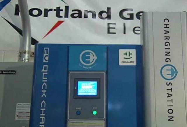 VIDEO: Statie de incarcare rapida pentru masinile electrice