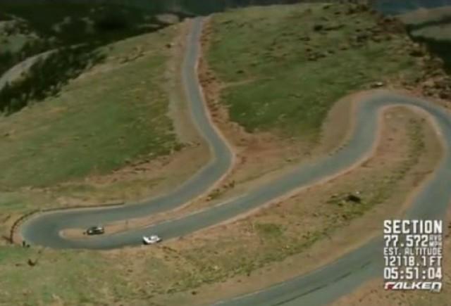 VIDEO: Suzuki SX4 la Pikes Peaks